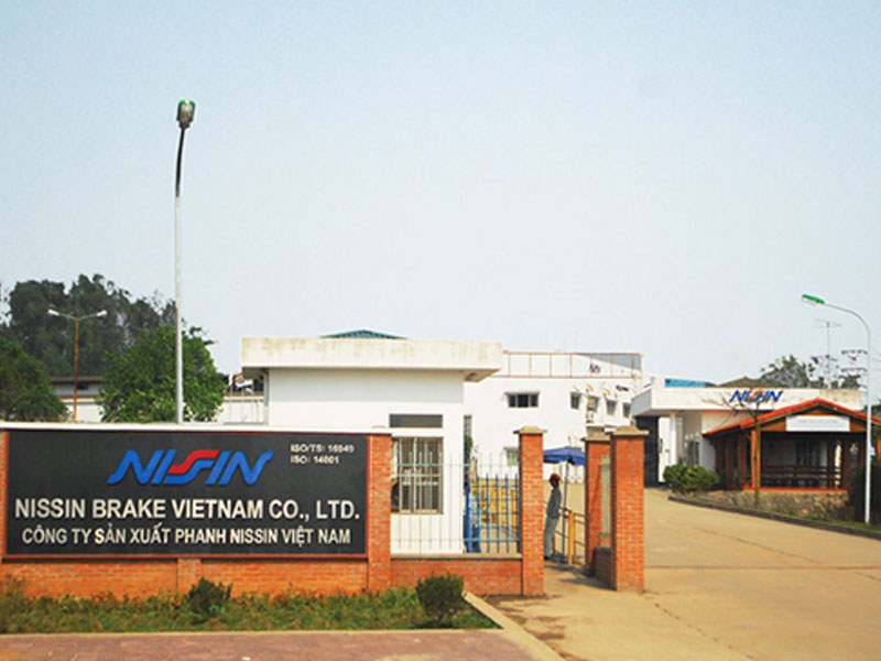NISSIN BRAKE VIETNAM